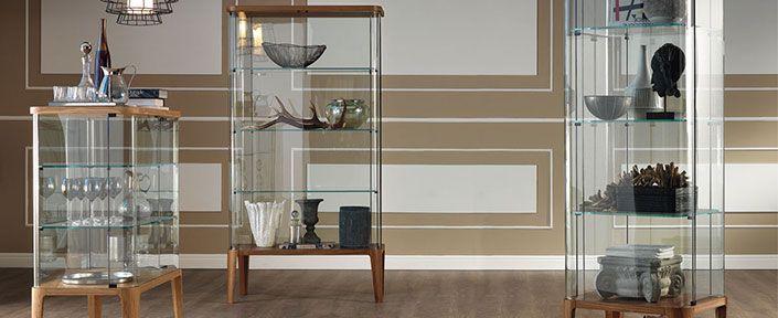 Modern Display Cabinets