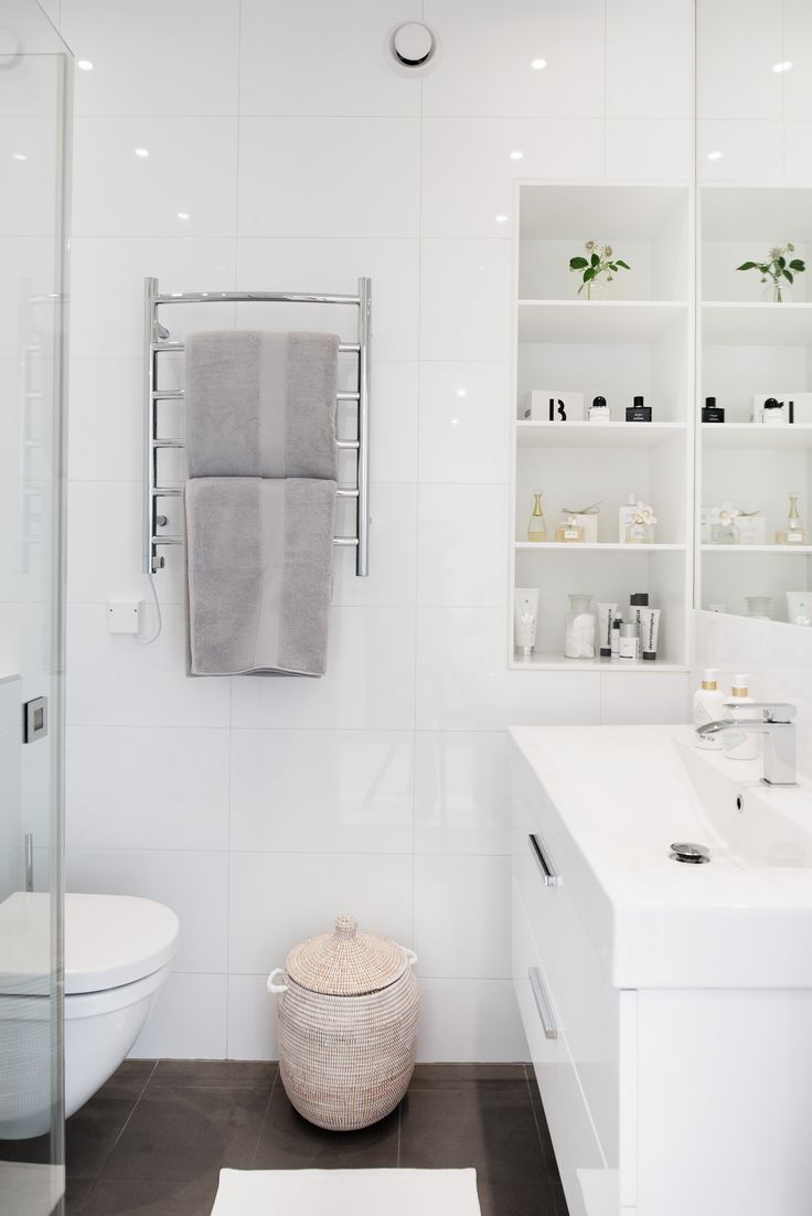 25 best ideas about towel heater on pinterest minimal for How to heat a small bathroom