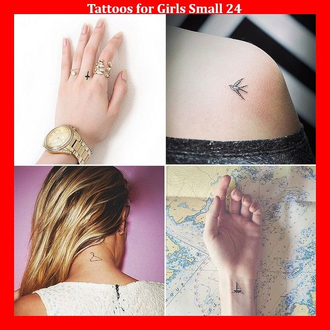 Tattoos for Girls Small 24