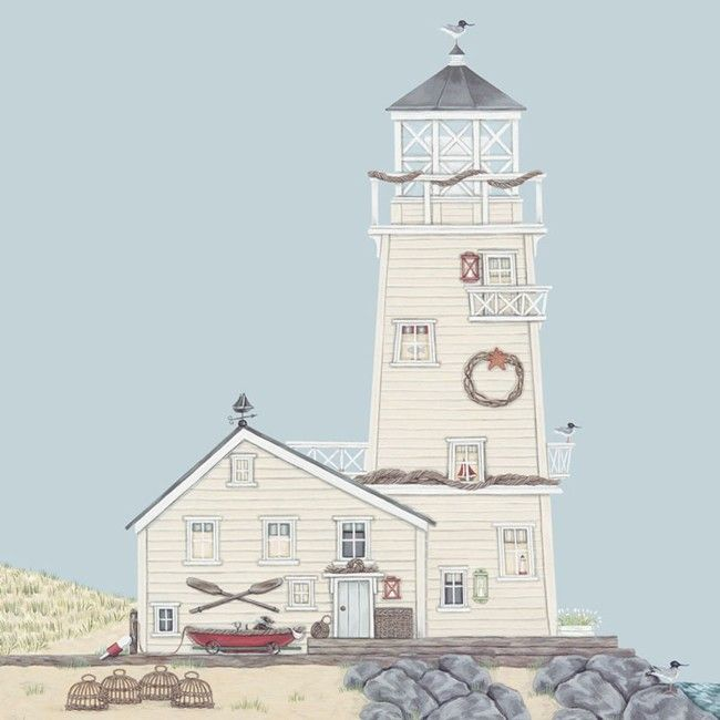 Sally Swannell | lighthouse