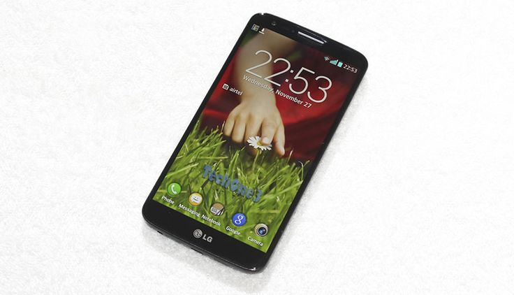 LG G2 review: Rear key concept succeeded