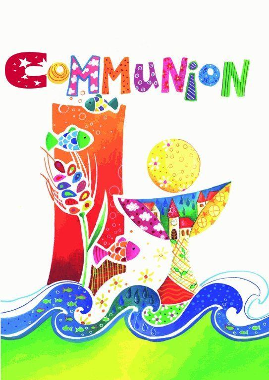 Cartes souvenir de ma 1ère Communion et de ma Profession de Foi