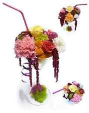 cocktail de fleurs éternelle