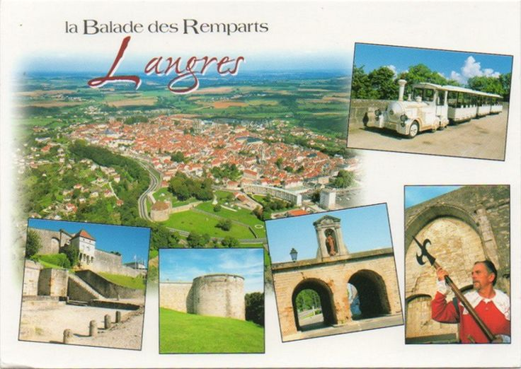 Swap - Arrived: 2017.02.14   ---   Langres is a commune in northeastern France. It is a subprefecture of the department of Haute-Marne, in the region of Grand Est.