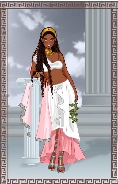 Ancient Greecian Dolls AzaleasDolls.com