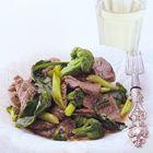 Rundvlees met broccoli en oestersaus - recept - okoko recepten