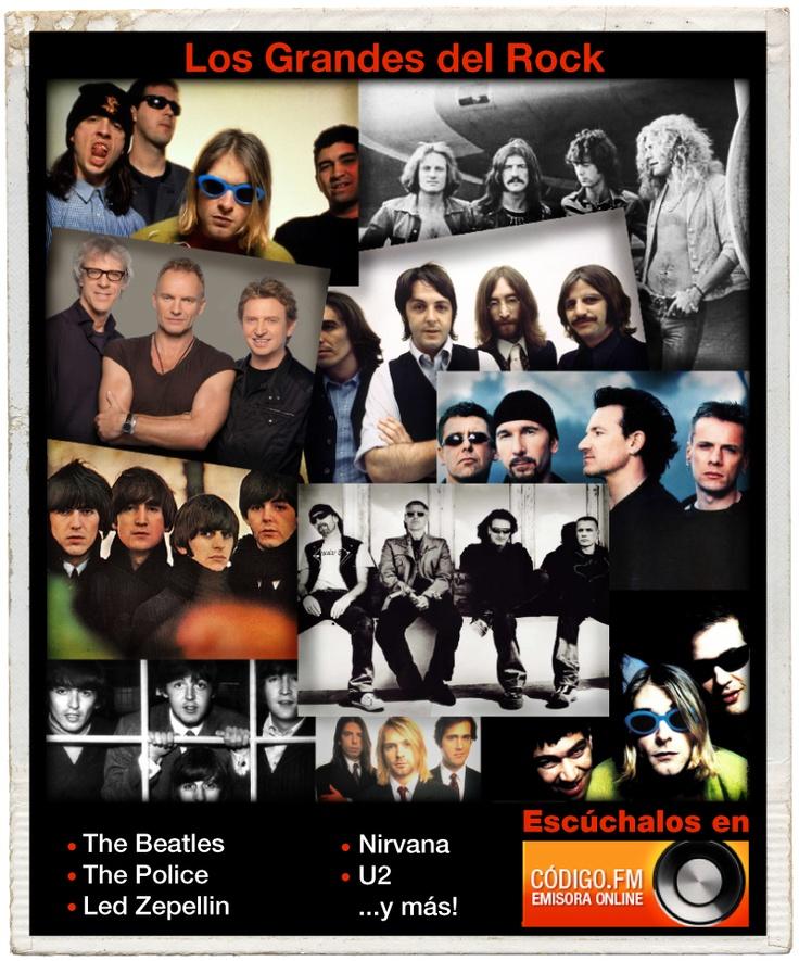 Los Grandes del #Rock