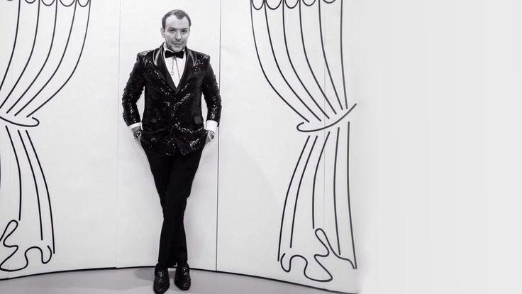 Guest: Stephan Pelger #StephanPelger #Super40 #SuperGuest #FashionDesigner #Fashion