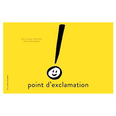 point d'exclamation