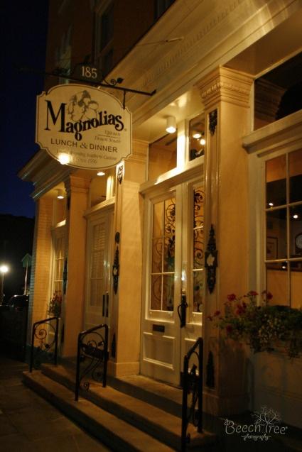 Magnolia Restaurant - Charleston
