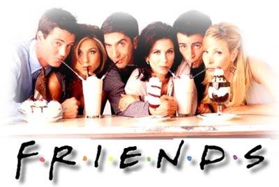 Friends - forever