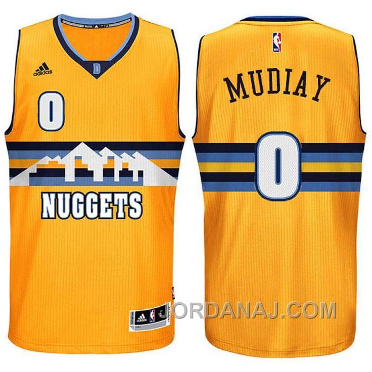 http://www.jordanaj.com/emmanuel-mudiay-denver-nuggets-0-new-swingman-alternate-gold-jersey.html EMMANUEL MUDIAY DENVER NUGGETS #0 NEW SWINGMAN ALTERNATE GOLD JERSEY Only $89.00 , Free Shipping!