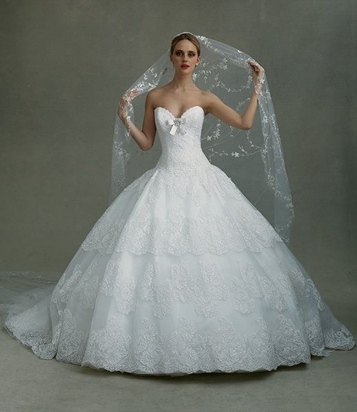 Eve of Milady Wedding Gowns | Eve of Milady 2013 Spring Wedding Dresses Collection