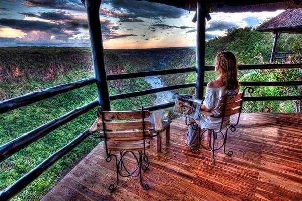 Interesting places to stay in South Africa. Makweti Safari Lodge -  Timelessly African, it embodies the eras of Livingstone and Hemingway, while standing as a model of modern, environmentally sensitive taste.The Lodge caters to no more than 10 guests, with five luxury suites that blend seductively into an ideal safari landscape.......#wildlife #southafrica #photosafari #tourism #extremefrontiers #bush #adventure #holiday #vacation #safari #tourist #travel