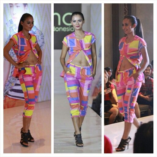 ROCKINC Men Fashion Runway feat the talented @neng_ully a beauty peagent winner to walk for us
