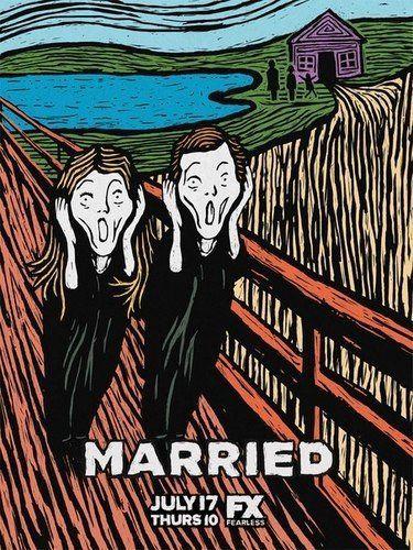 TV Review MARRIED (2014) - Die Tücken des Ehelebens - http://filmfreak.org/tv-review-married-2014-die-tucken-des-ehelebens/