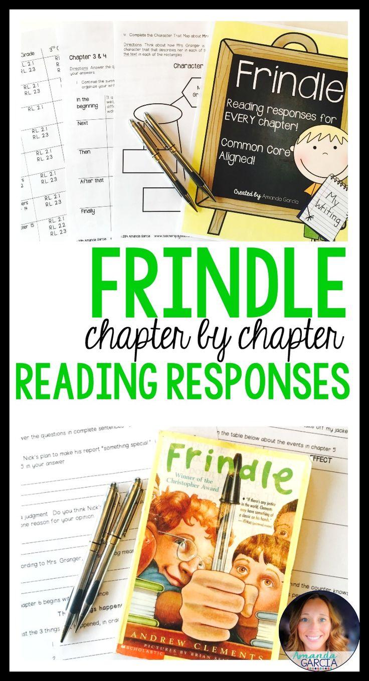 Frindle Literacy Unit - SuperTeacherWorksheets