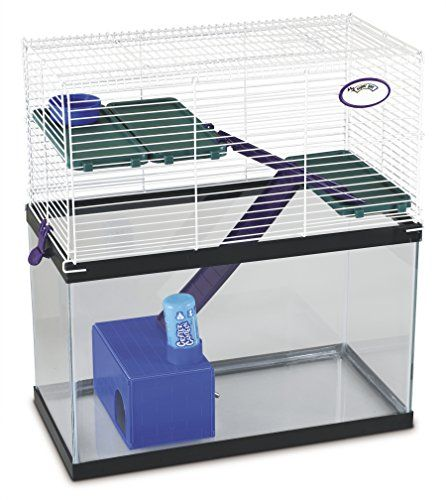 No matter what kind of super spiffy pet products you need, we've got you covered.  Here we have: a tank topper to turn your glass tank into the perfect home for your little hamster or gerbil!