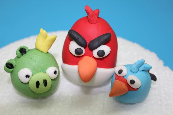 8 best angry bird z fond nu images on pinterest angry for Angry birds cake decoration