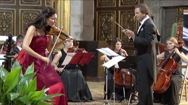 """Eva León - Vivaldi """"Winter"""" Four Seasons · Festival 2016 · Sohm"""