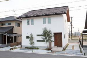 こころ住宅展示場G15-13 木造軸組パネル工法