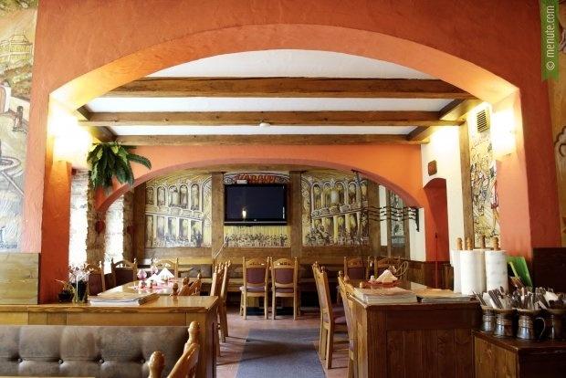 Restaurant Červená Sedma