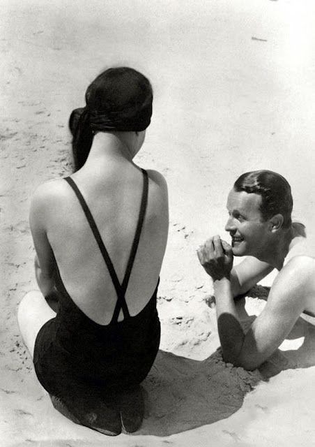 Photo by George Hoyningen-Huene....