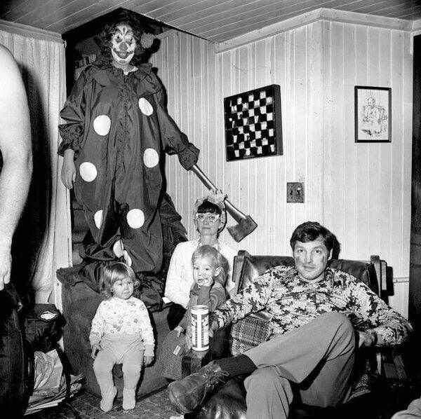 26 Creepy Old Photos of the Nightmare Kind - Team Jimmy Joe
