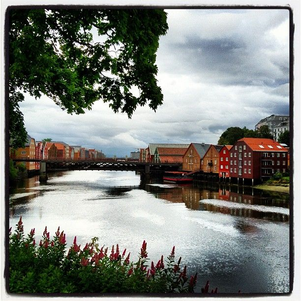 Trondheim em Sør-Trøndelag