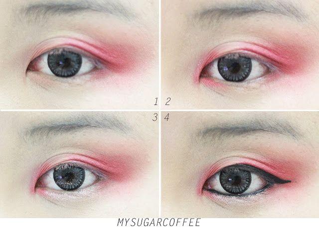 Korean Harley Quinn Makeup Look (Ssinnim's Inspired!)