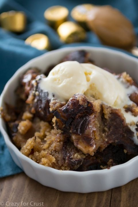 Slow Cooker Brownie Pudding | Recipe | Hot Fudge Cake, Fudge Cake and ...