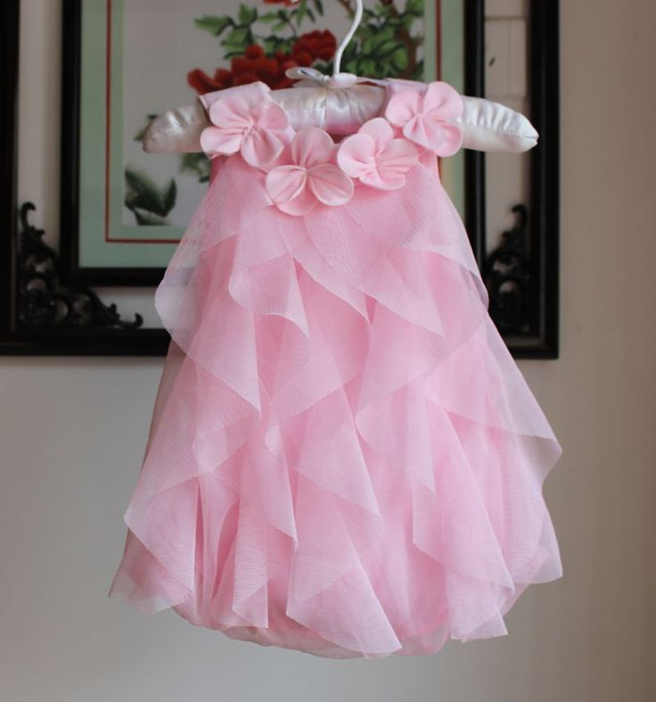 2016 Baby Girls Summer Dress Infant Romper Dresses Toddler Girls Birthday Party Dresses Jumpsuits New Style Baby Clothing 4Color-in Dresses from Mother & Kids on Aliexpress.com | Alibaba Group