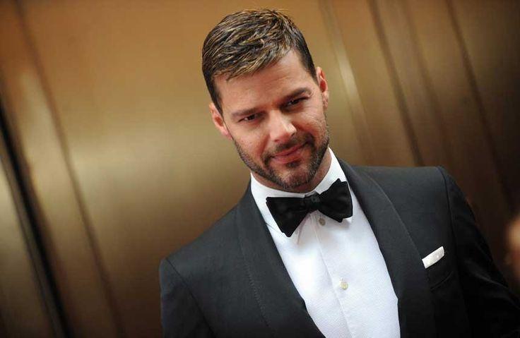 Lanza Ricky Martin sitio web dedicado a la crianza de los hijos