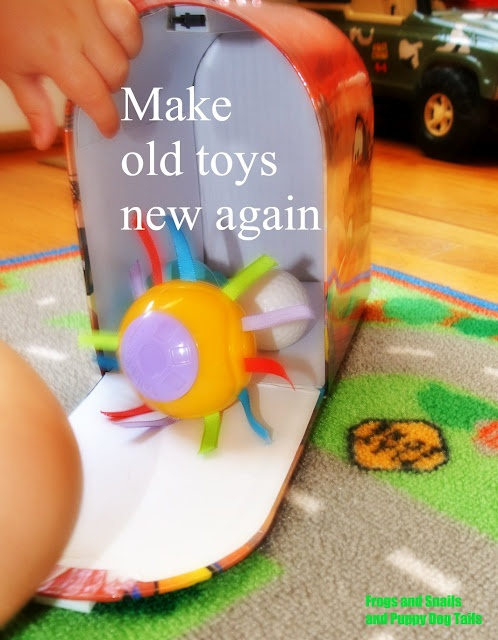 Make old toys fun againToddlers Activities, Activities 14, Toddlers Plays, Toys Fun, Kids Activities, Plays Ideas, Baby Toddlers, Pregnancy Baby'S Toddle