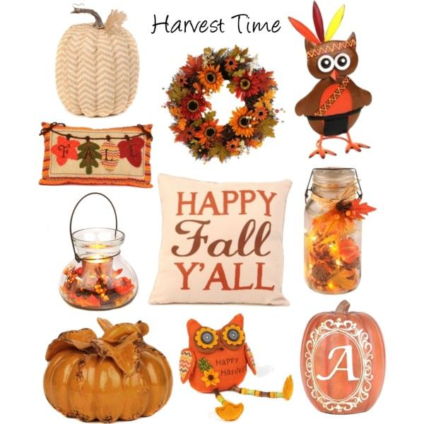 Decorate for fall with our harvest collection items