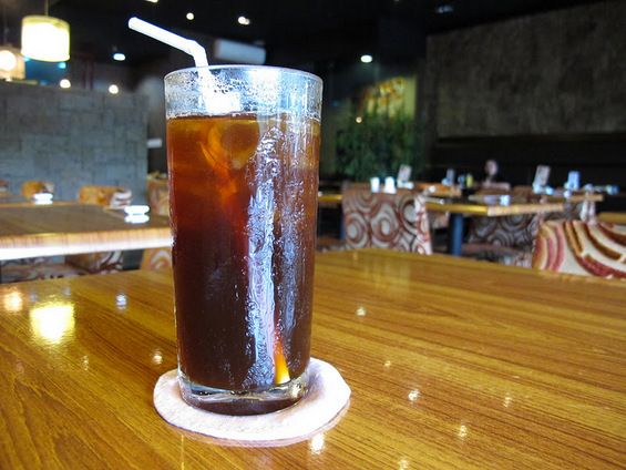 iced # mexican # coffee