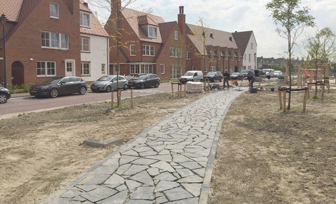 Loos van Vliet - Tudorpark, Hoofddorp