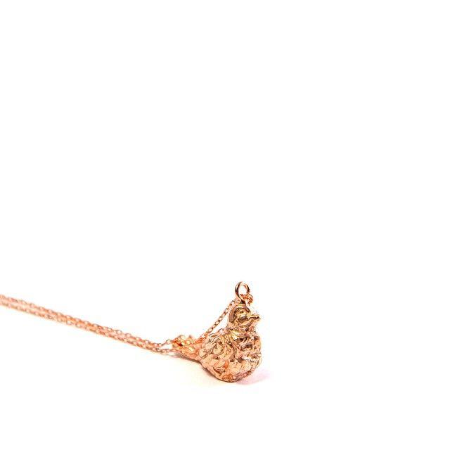 necklace design love bird