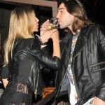 Guendalina Canessa a Firenze con il nuovo fidanzato Nicolò Casini