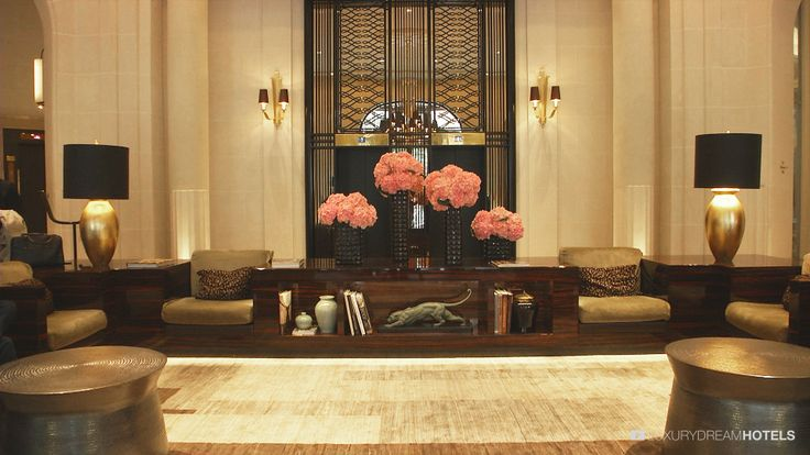 Since its inception in 1928, the Prince de Galles, Paris, has stood as a beacon of sophistication and grace. #luxuryhotel #hotel Prince de Galles Paris – France