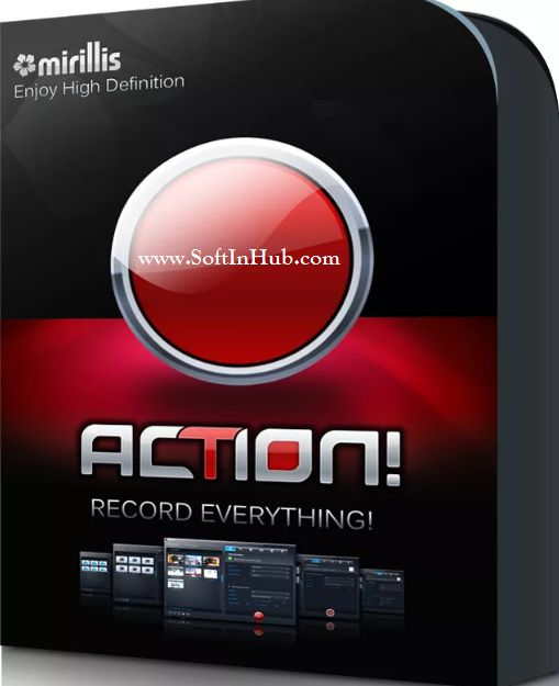 Mirillis Action! 2.3.0 Serial Key has Supports NVIDIA CUDA and Intel Quick Sync Ultra-efficient video recording, and much more
