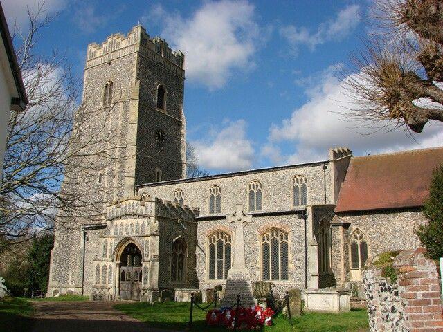 Ixworth Church, Suffolk