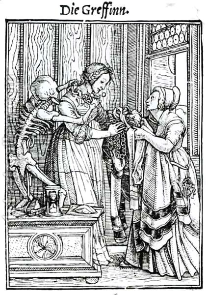 Holbein. Dance of death