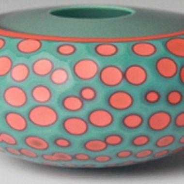 Medium Bevelled Bowl, 2012, Rachael Woodman