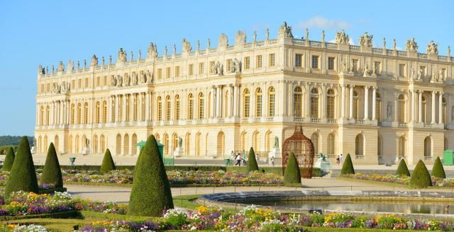 The magnificent Palace and Gardens at Versailles were erected under King Louis XIV. - Martial Colomb/Photographer's Choice/Getty Images