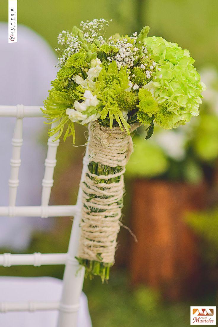 Detalles para Bodas y Decoración de Matrimonios Campestres.