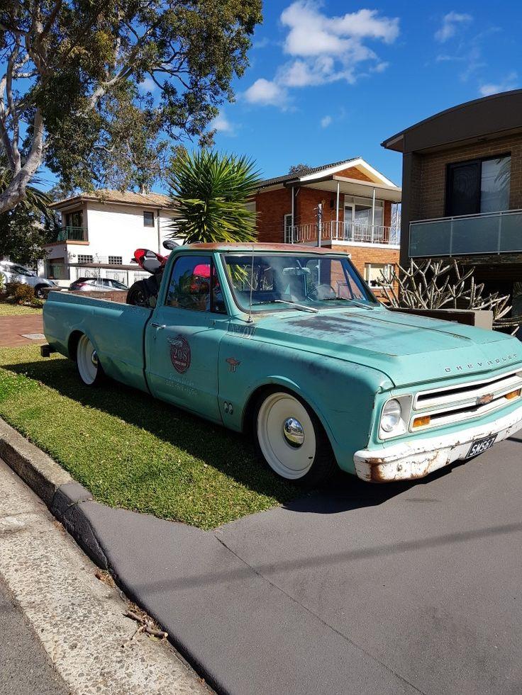 208 Speed Shop Chevy C10