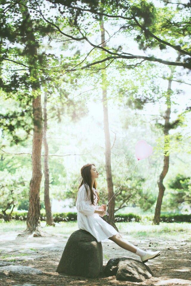 Korea Pre-Wedding Photography in Studio & Dosan Park, Seoul by May Studio on OneThreeOneFour 31