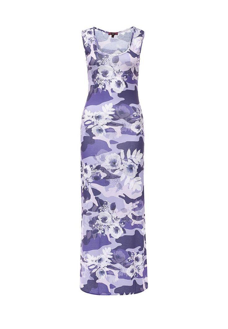 Камуфляжное платье без рукавов Missi London — http://fas.st/ZTxh5