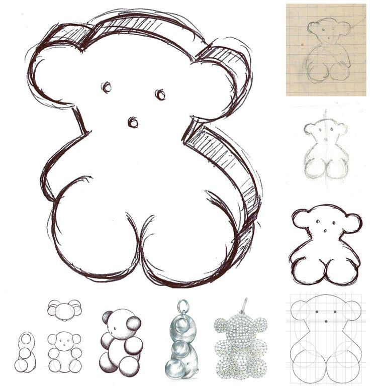 Evolution of our icon: TOUS teddy
